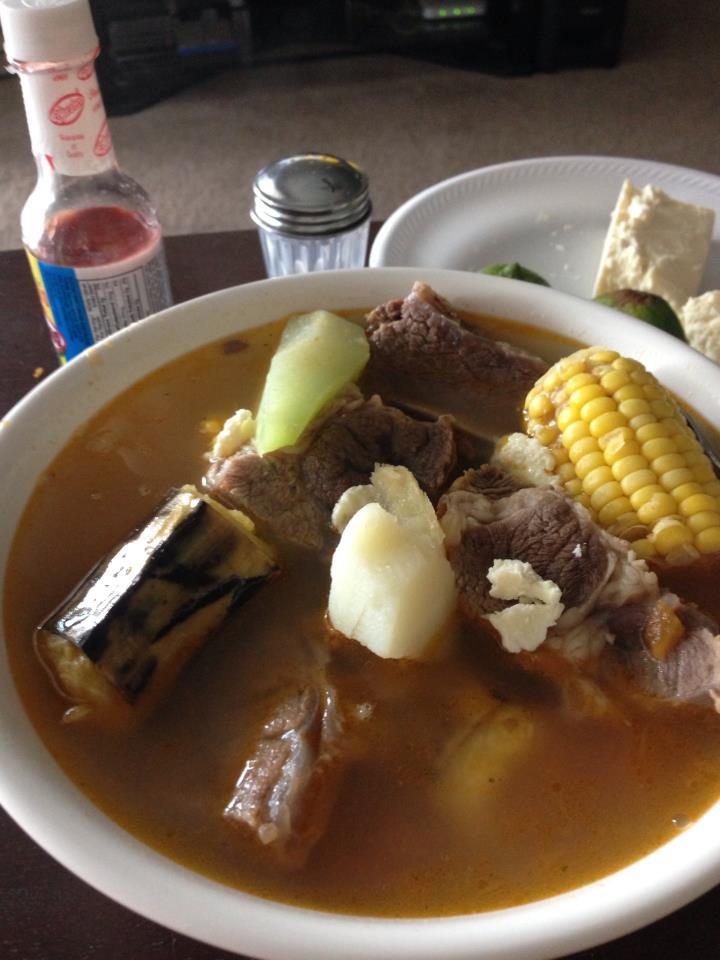 Los ruzpe como cocinar una sopa de res salvadore a for Hoya para cocinar