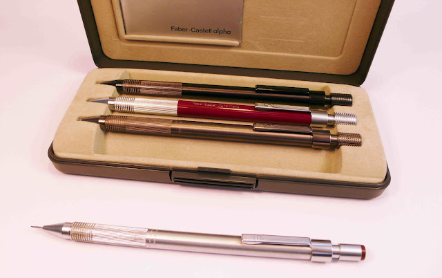 faber-castell alpha-matic mechanical pencil