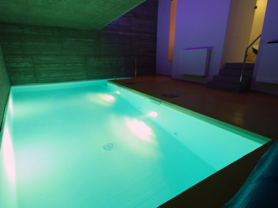 Best swimming pools spas designs private indoor for Private indoor swimming pools
