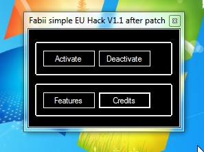 mvsveu CrossFire Hile Fabii Simple Eu Bot V1.1 indir   Download
