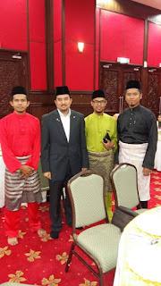 MAJLIS DIALOG BERSAMA NGO-NGO ISLAM DAN IFTAR BERSAMA YB MENTERI DI JPM