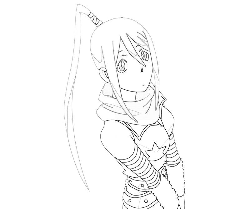 soul-eater-tsubaki-nakatsukasa-profil-coloring-pages