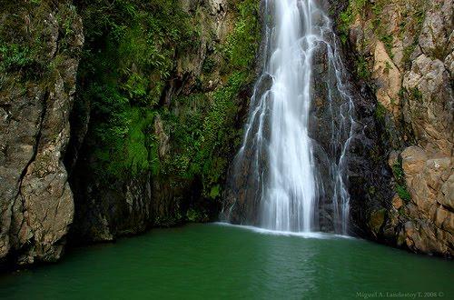 Resultado de imagen para Salto de Aguas Blancas