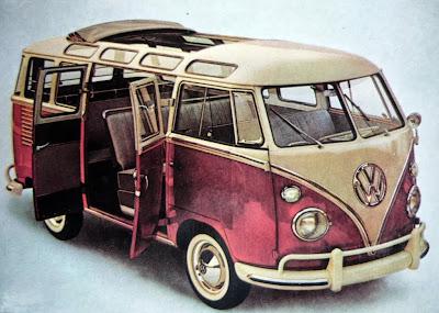 Volkswagen Kombi, Pão de Forma