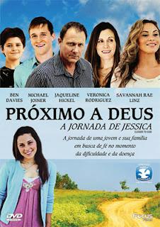 Assistir Próximo a Deus: A Jornada de Jéssica Dublado Online 2012