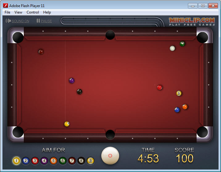 quick fire pool multiplayer
