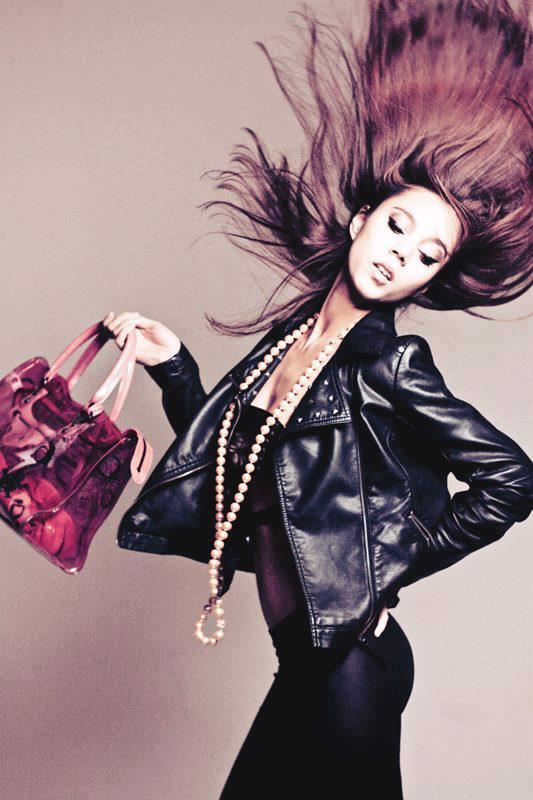 Helena Asia's Next Top Model