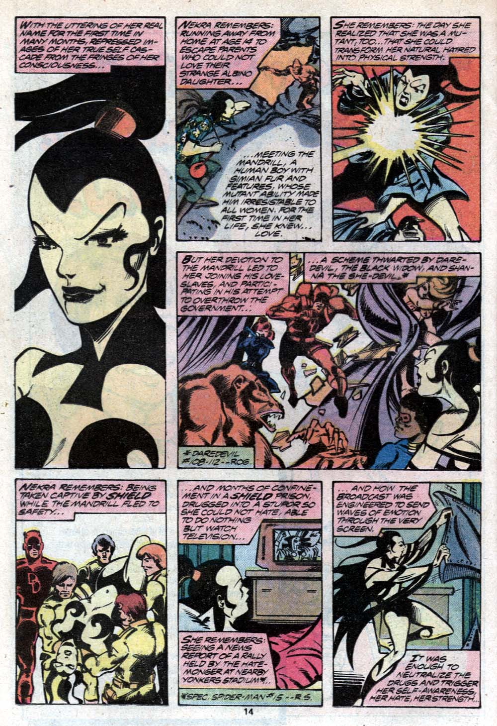 Spider-Woman (1978) Issue #16 #16 - English 9
