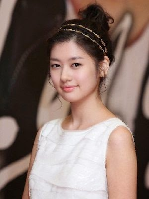 Foto dan Profil Jung So-min sebagai Oh Ha-niNaughty Kiss