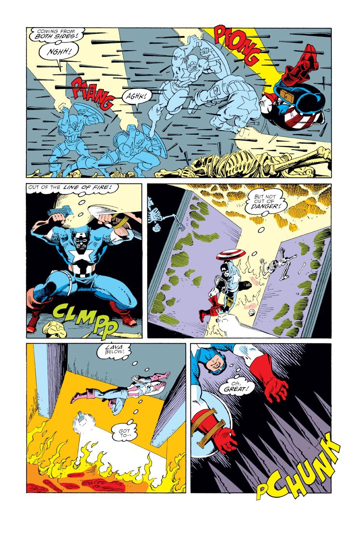 Captain America (1968) Issue #358 #291 - English 4
