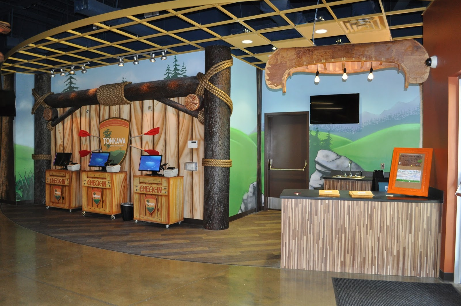 Kids ministry design indoor playground worlds of wow blog for Indoor playground design ideas