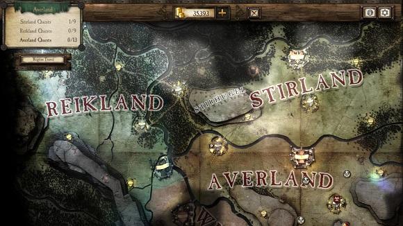 Download Game Warhammer Quest-CODEX PC Full Version