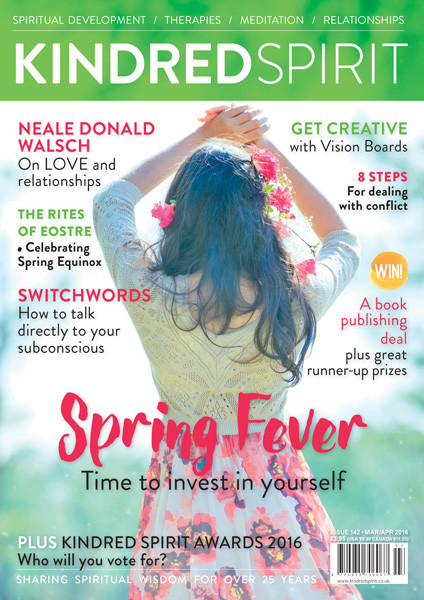 ...or the Mar/Apr 2016<br>Kindred Spirit Magazine (UK)<br>to read my article:<br>Kundalini Rising