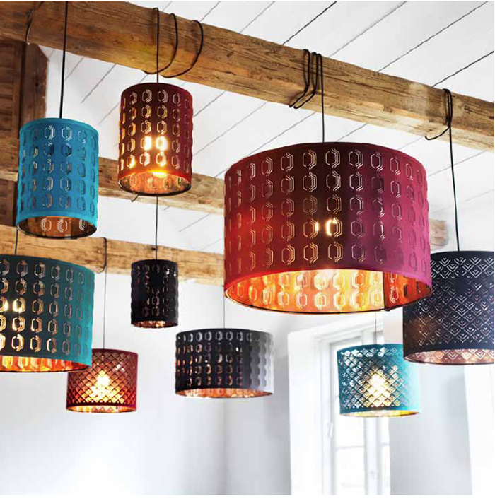 creates a sparkling light through its bold patterns 10 50