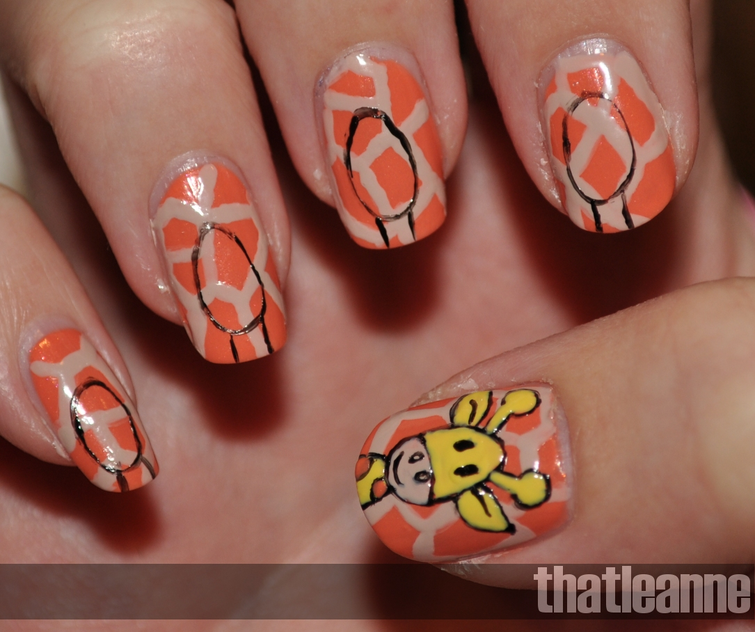 The Awesome Nail tip designs tutorial Photo