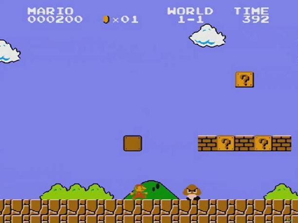 por que todos tenemos un juego favorito de la infancia e.e Cubomario