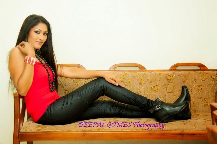 Sajini Priyangika freelance model