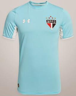 Jersey GK Sao Paulo terbaru musim depan 2015/2016