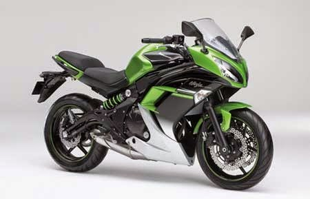 koleksi gambar motor ninja 400