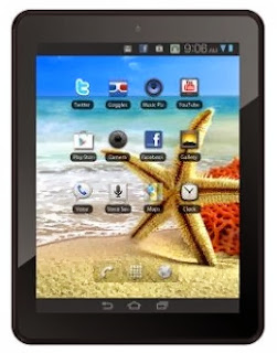 Advan Vandroid T4A Tablet Android Jelly Bean 8 inch harga 1 juta