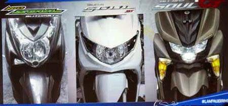 pilihan Yamaha New Soul GT 125
