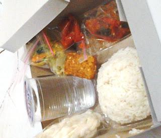 Catering Harian Nasi Box Murah di Bandung