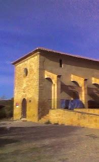 Santuario de Nuestra Señora de Dulcis en Buera (Somontano, Huesca, Aragón, España)
