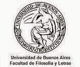 Facultad de Filosofía y Letras.