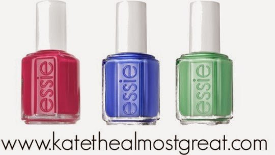 Best Essie Colors - Kate the (Almost) Great