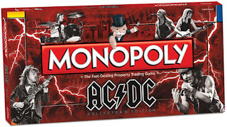 AC/DC Monopoly Game Launched