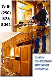 Kitchen Cabinet Installer in Kelowna. Call # 250-575-3041