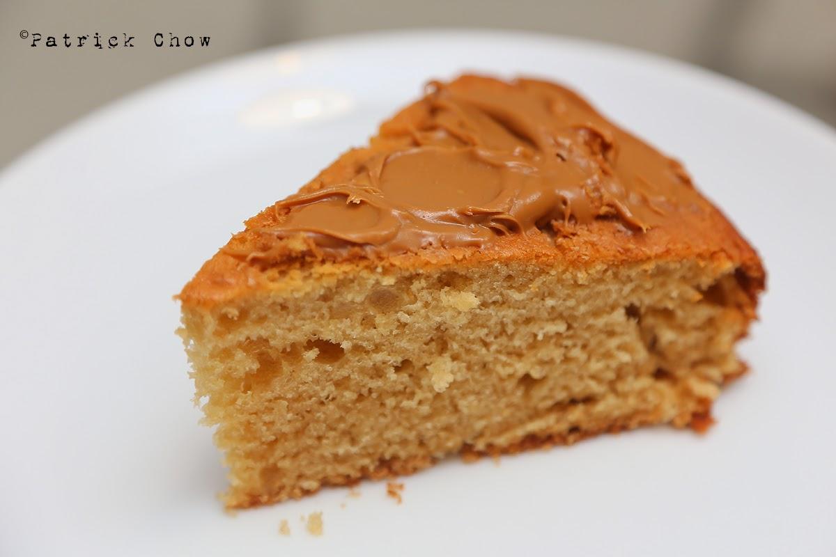 Biscoff Biscuit Spread Cake Recipe