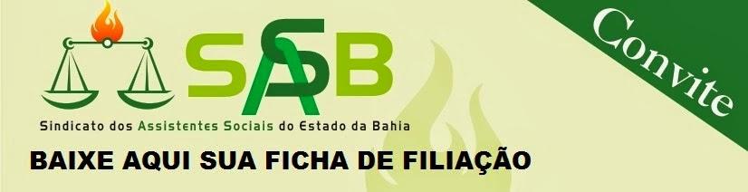 FICHA DE FILIAÇÃO SASB
