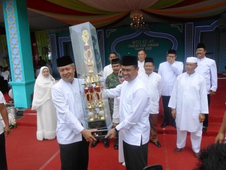 MTQ ke 45 Tingkat Kabupaten Subang