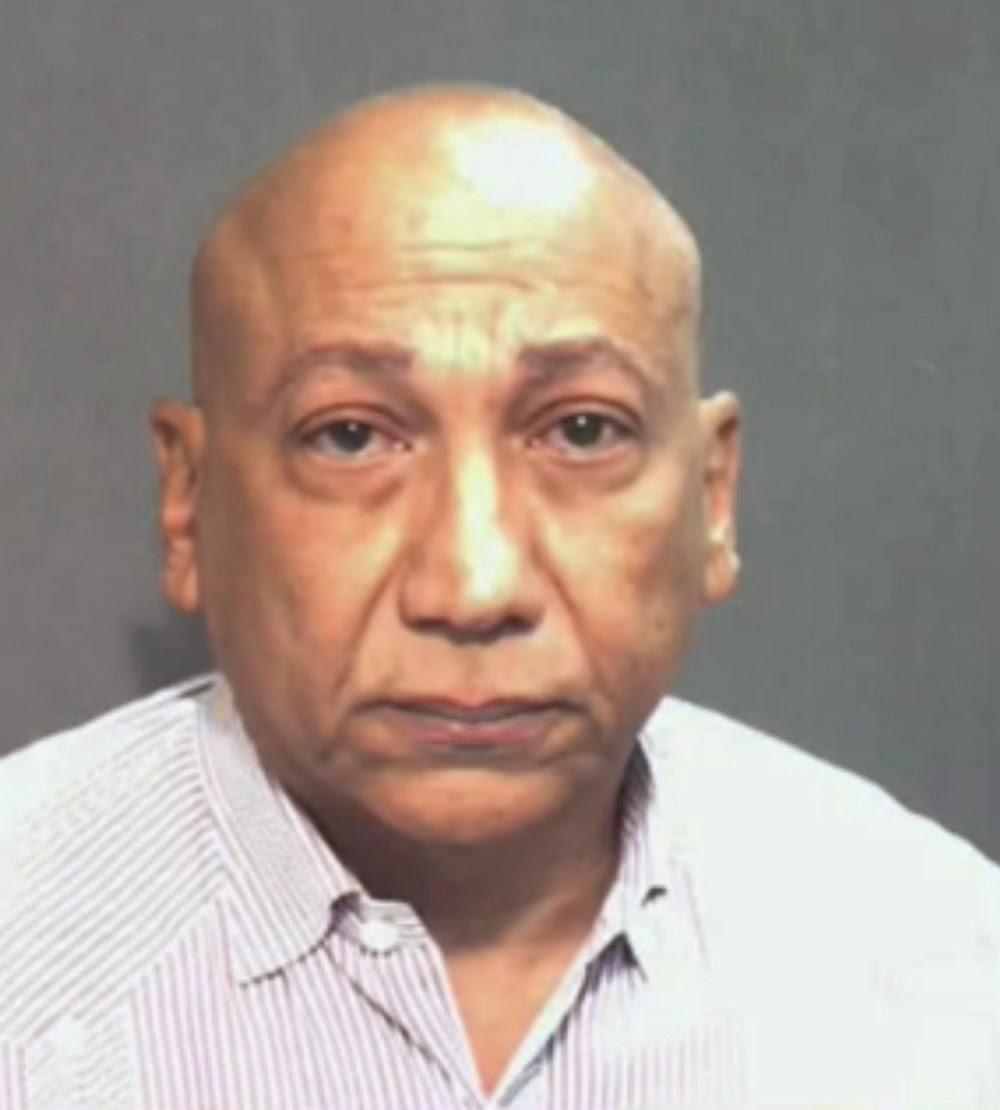 Wellington Liranzo de 59 años, también suplantaba al doctor Nau, propietario de la clínica