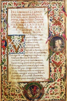 francesco petrarchs passion for laura The sonnet below is a memorial poem to laura, the woman petrarch (or francesco petrarca) loved the petrarchan sonnet.