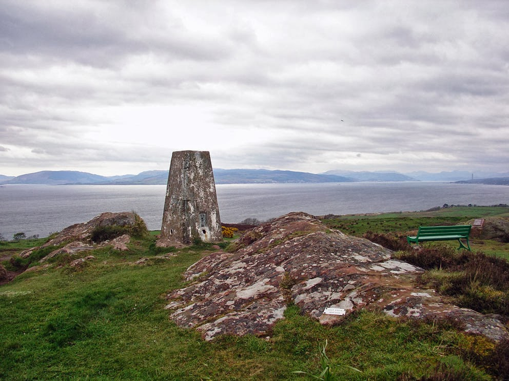how to get to little cumbrae