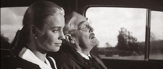 Imagen: Fotograma de Fresas Salvajes (Ingmar Bergman)