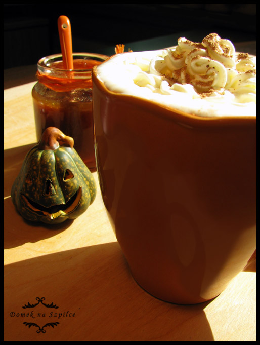 Kawa jak ze Starbuck'sa Pumpkin Spice Latte