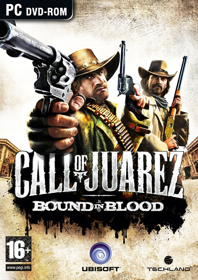 Call of Juarez 2 Bound in Blood [Español] [DVD5]