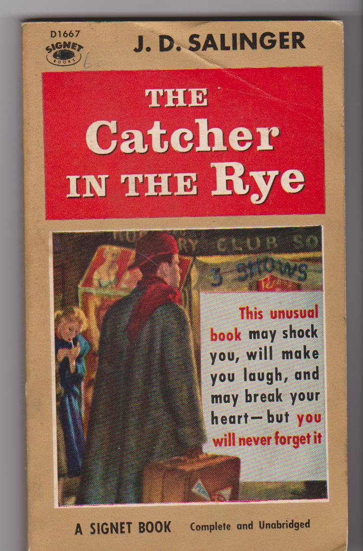 analysis of holden from catcher in the rye In jd salinger's the catcher is the rye, the protagonist holden caufield emerges from a trying and emotional series of events and does not grow emotionally but remains as immature as he was at the beginning of the novel.