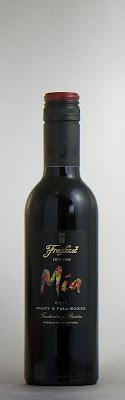 フレシネ ミーア 赤 2011 ハーフボトル
