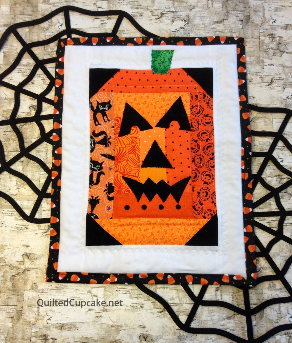 Create and craft coupons - I Love All The Fun Halloween Fabrics That Jo Ann Fabric And Craft Stores Offer Each Year I Paired Some Of My Favorites With Orange Prints To Create The