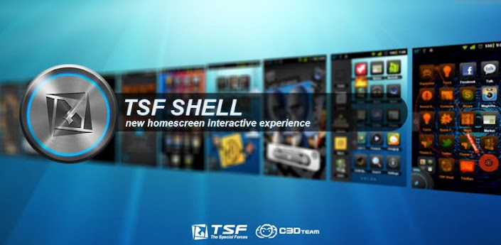 DOWNLOAD TSF SHELL 3D Pro v1.4.2.03 ANDROID APP