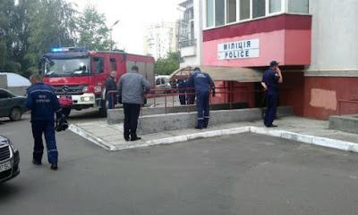 Теракты во Львове – тяжело ранены два милиционера