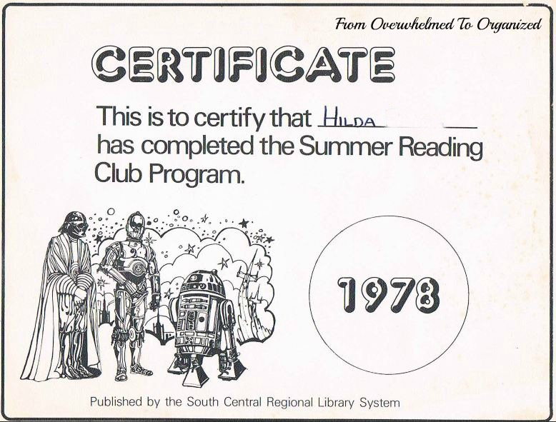 Star Wars Certificate Printable | Search Results | New Calendar ...