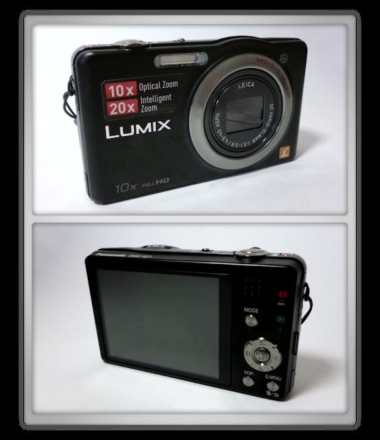 Panasonic Lumix DMC - SZ7