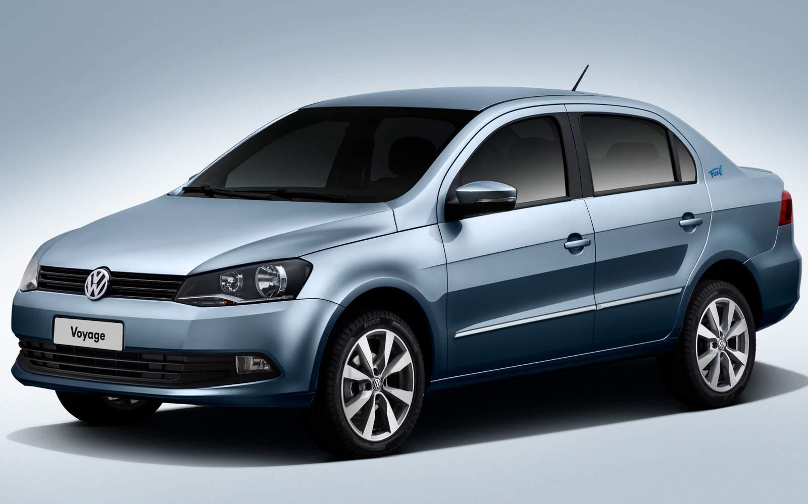Novo Volkswagen Voyage Comfortline 2015
