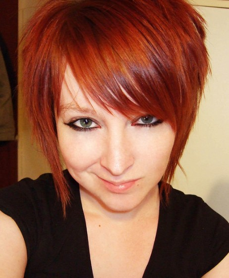 hair style Short Funky Hairstyles For Women 2011
