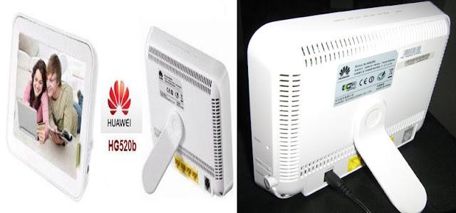 طلب Firmware لمودم EchoLife HG520b أصلي
